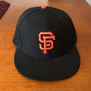 San Francisco Giants New Era Hat
